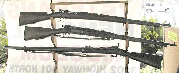 Rifles from the Spanish-American War